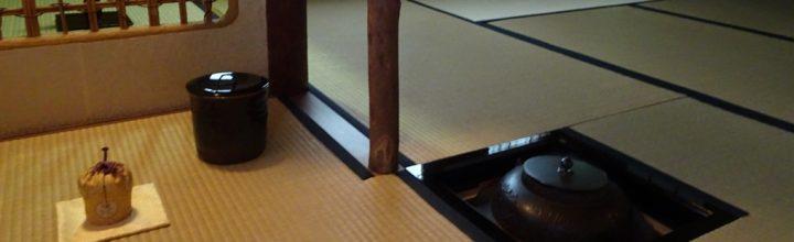 茶事教室「和巾点の茶事」の風景