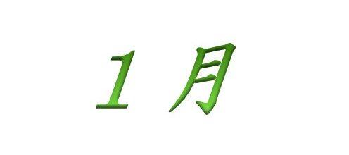 平成31年1月の行事のご案内(予定)